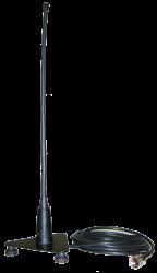 Антенна автомобильная  на магнитном основании с плавающими магнитами