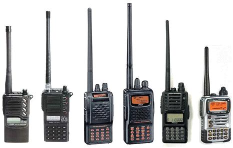 Базовые рации и трансиверы. Любительские радиостанции.
